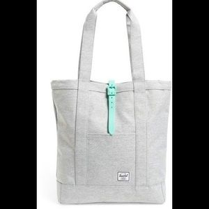 Herschel Supply Co Market tote bag gray shoulder